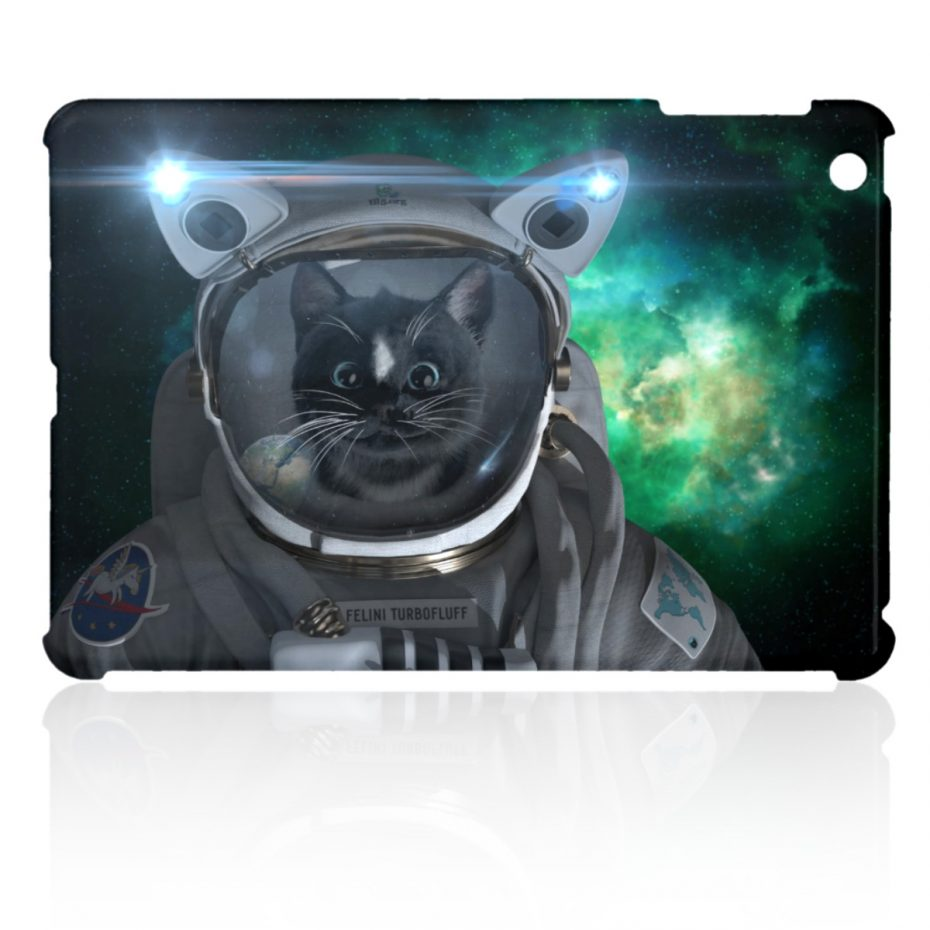 Felini is Astro Cat - shop space cat designs