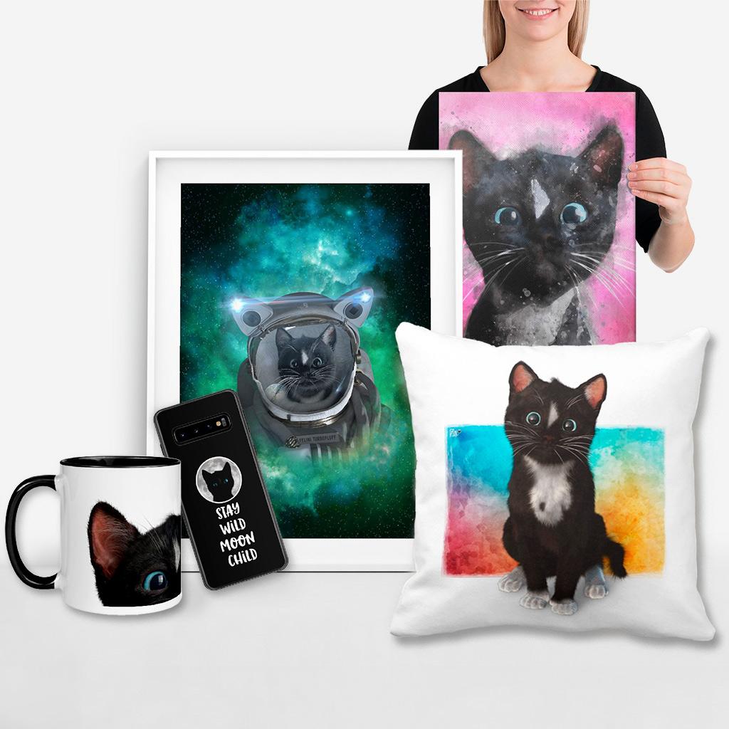 Felini the Kitty Merchandise Collection